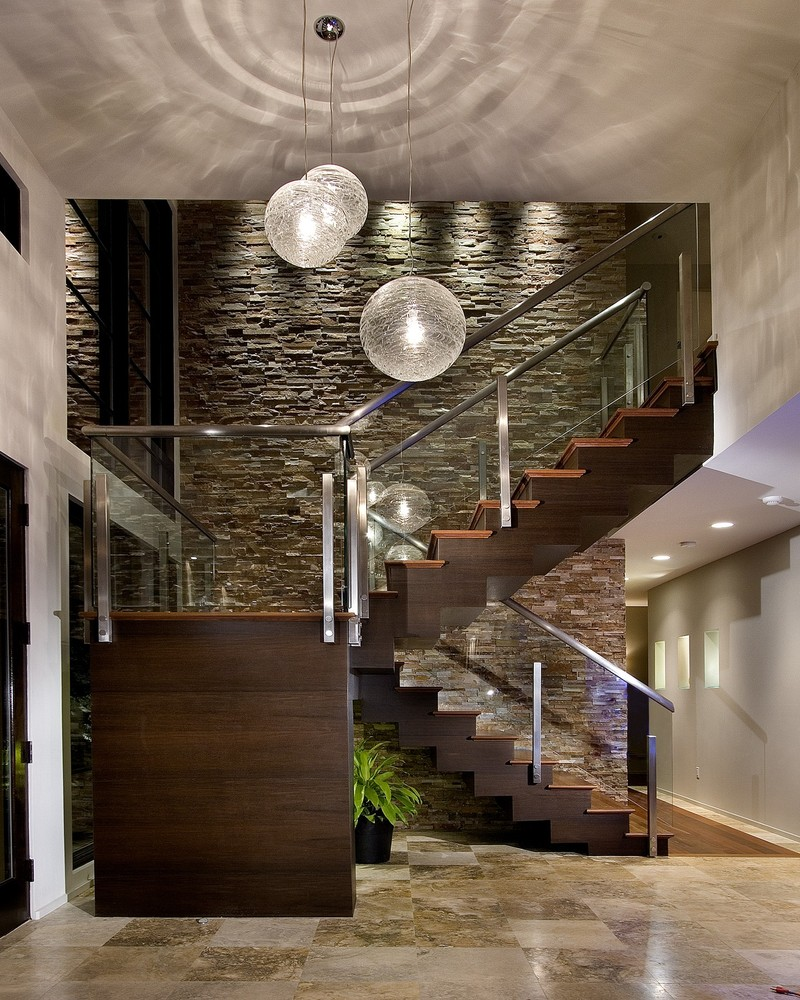 Elements Of Modern Floating Staircases Phil Kean Design Group
