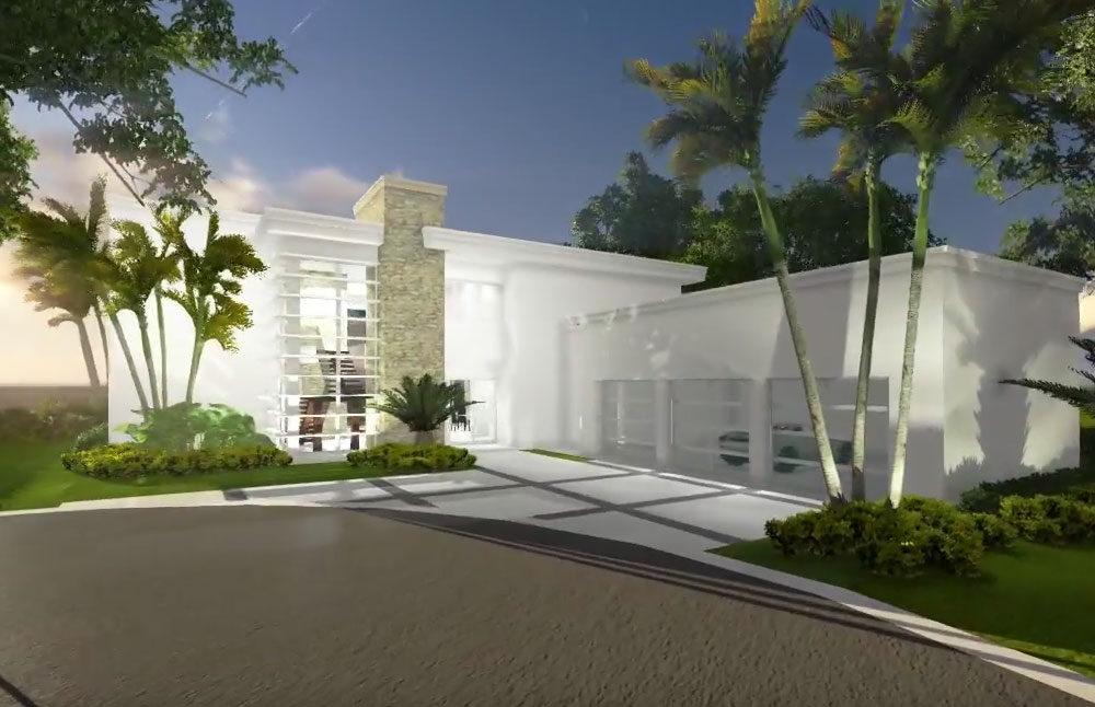 Modern home design in jacksonville phil kean design group Architect florida