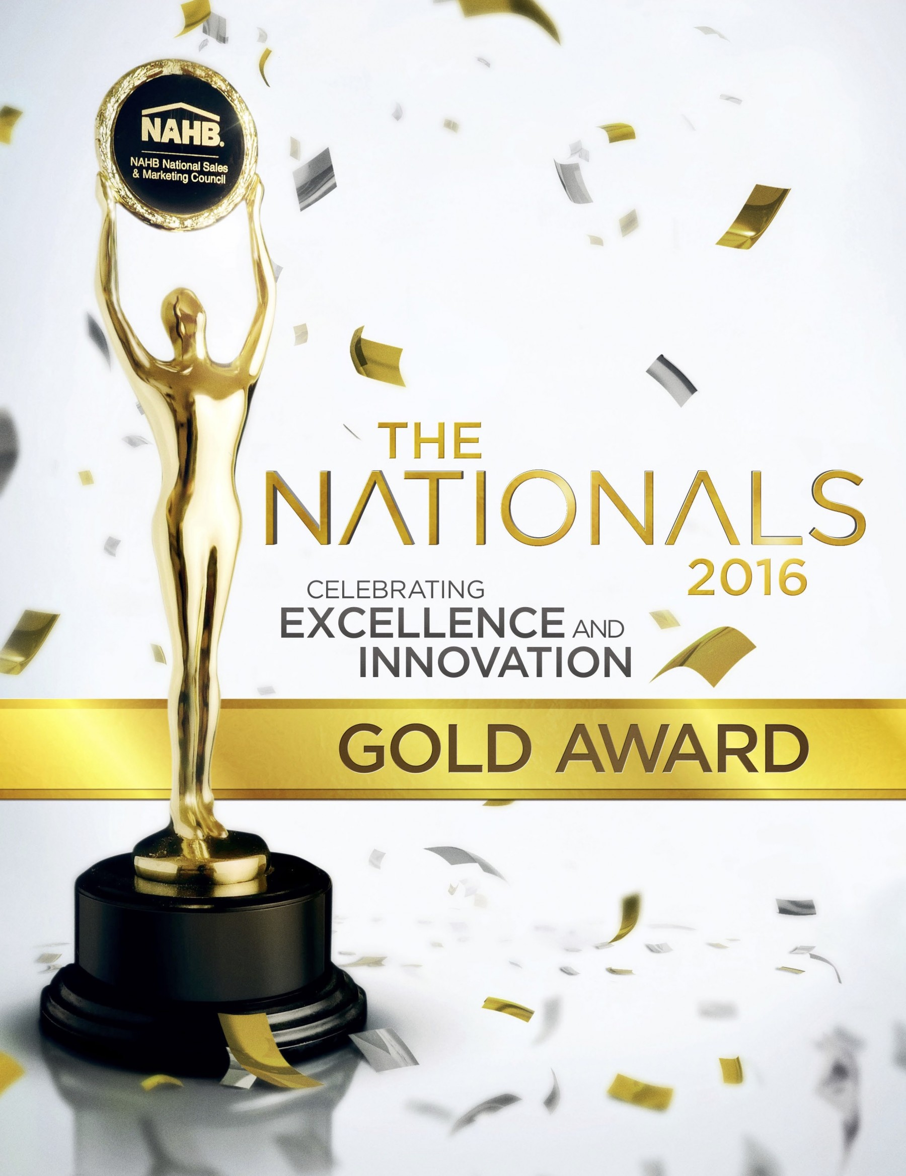 Nationals Gold Award Icon 2016