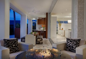 Firetainment's unique products bring luxury and comfort to outdoor entertaining.