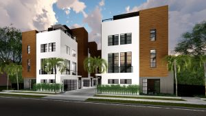 New Downtown Orlando Townhomes