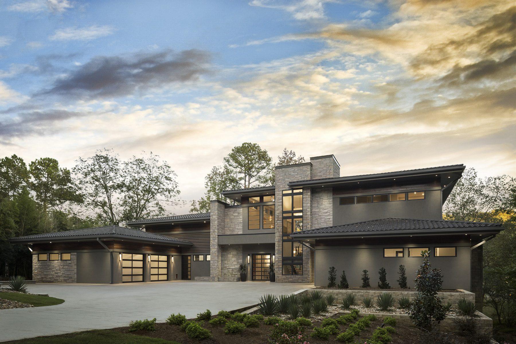 Muscle Shoals Custom Residence Phil Kean Design Group