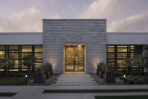modern residential architecture