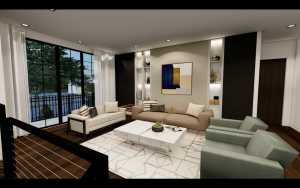 3d rendering for architecture